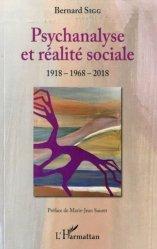 Psychanalyse et réalité sociale
