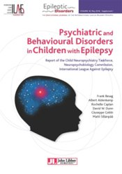 Psychiatric and Behavioural Disorders in Children with Epilepsy
