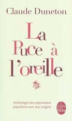 PUCE OREILLE