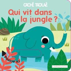 Qui vit dans la jungle ?