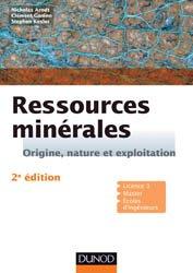 Ressources minérales