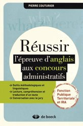 REUSSIR EPREUVES ANGLAIS CONCOURS