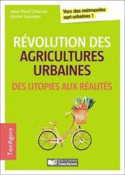 Révolution des agricultures urbaines