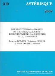 Représentations p-adiques de groupes p-adiques I : représentations galoisiennes et (phi, gamma)-modules