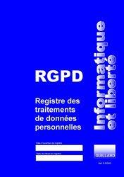 Registre informatique et liberté RGPD