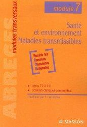 Santé et environnement - Maladies transmissibles