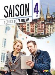 Saison 4 B2 : Livre, CD mp3 et DVD