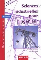 Sciences industrielles pour l'ingénieur 2ème année