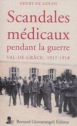 Scandales médicaux pendant la guerre