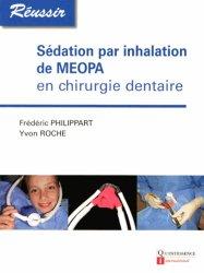 Sédation par inhalation de MEOPA en chirurgie dentaire