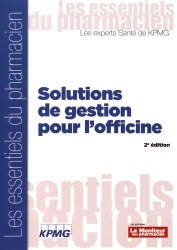Solutions de gestion pour l'officine