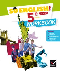 So English! 5e (2017) : Workbook
