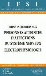 Soins infirmiers aux personnes atteintes d'affections du système nerveux