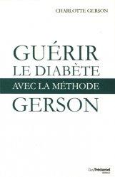 Soigner le diabete avec la methode Gerson