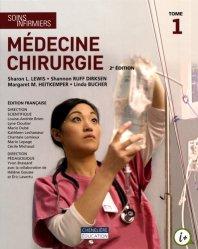 Soins infirmiers - Médecine chirurgie