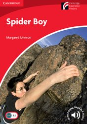 Spider Boy Level 1 Beginner / Elementary