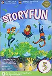 Storyfun 5 - Student's Book with Online Activities and Home Fun Booklet 5