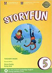 Storyfun 5 - Teacher's Book with Audio