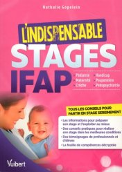 Stages IFAP / l'indispensable : pédiatrie, maternité, crèche, handicap, pouponnerie