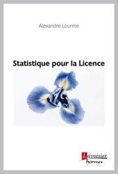 Statistique pour la Licence