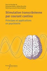 Stimulation transcranienne en courant continu : principes et applications en psychiatrie