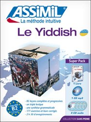 Super Pack - Le Yiddish - Débutants et Faux-débutants