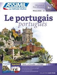 Super Pack - Le Portugais - Portugês - Débutants et Faux-débutants