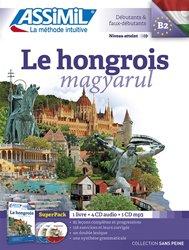 Super Pack - Le Hongrois - Magyarul - Débutants et Faux-débutants