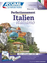 Super Pack - Perfectionnement Italien - Italiano - Confirmés