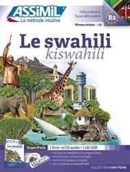 Super Pack - Le Swahili - Débutants et Faux-débutants