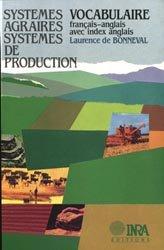 Systèmes agraires, systèmes de production
