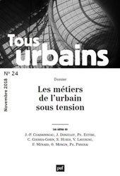 T ous urbains N° 4/2018