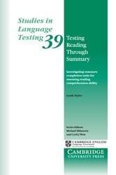 Testing Reading through Summary