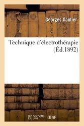 Technique d'électrothérapie