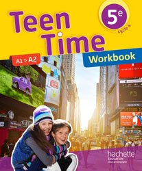 TEEN TIME CYCLE 4 POUR 5E WORKBOOK