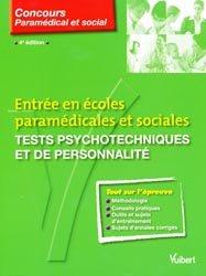 Tests psychotechniques et de personnalité