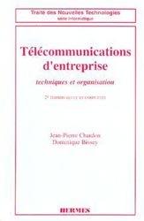 Télécommunications d'entreprise