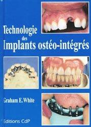 Technologie des implants ostéo-intégrés