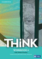 Think Level 4 - Workbook with Online Practice