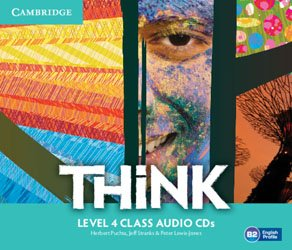 Think Level 4 - Class Audio CDs (3)