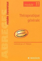 Thérapeutique générale