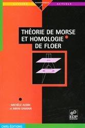 Théorie de morse et homologie de Floer
