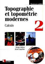 Topographie et topométrie modernes