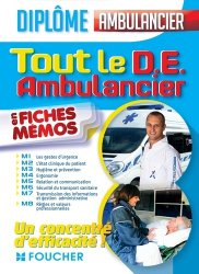 Tout le DE 'Ambulancier' modules 1 à 8