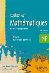 Toutes les mathématiques MP