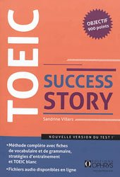 TOEIC SUCCESS STORY