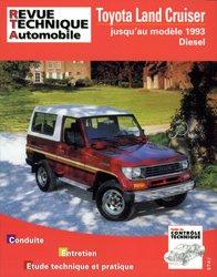 Toyota ''Land Cruiser'' LJ70 - 73 (moteurs Diesel)