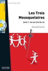 TROIS MOUSQUETAIRES TOME 1 A2 + CD
