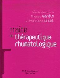 Traité de thérapeutique rhumatologique