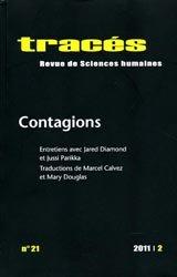 Tracés - Contagions